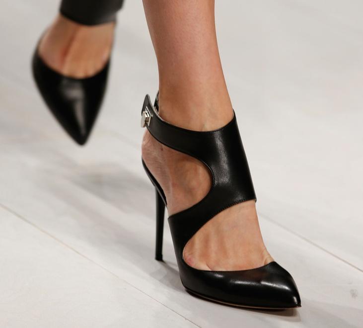 Женская обувь 2014: тенденции в мире обуви для деловых женщин
