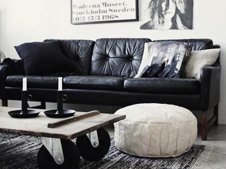 Как выбрать диван в рабочий кабинет
