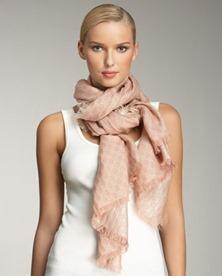 Шарфы и кашне: стильный аксессуар. Как и с чем носить шарф