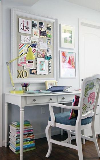 5 идей для интерьера уютного домашнего офиса