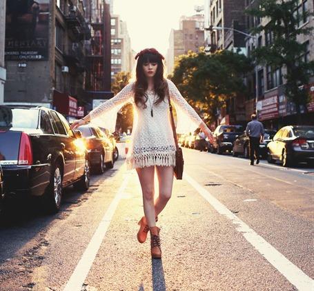 Boho-chic для бизнес-леди: 5 весенних трендов 2014