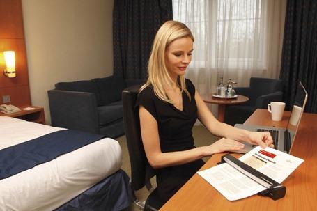 Командировки и отели для бизнес-вумен
