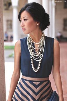 Нотка элегантности: как носить жемчуг