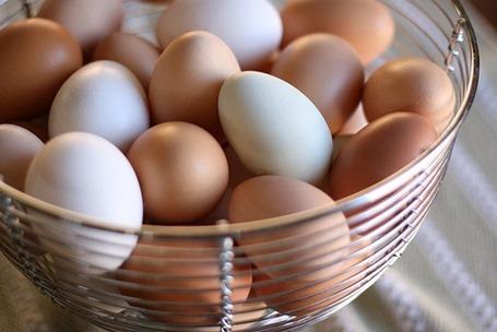 Домашняя косметика на основе яиц