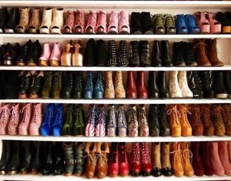 Выбираем модные туфли