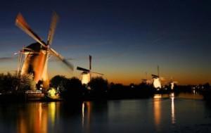 Сказочная страна Нидерланды