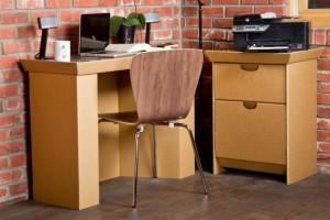 Шкаф в офисе или офис в шкафу? — как обустроить домашний мини-офис