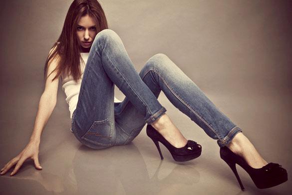 CategoryTopless women wearing jeans  Wikimedia Commons