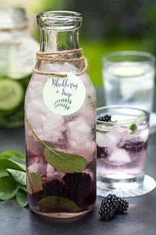 Летний детокс: привыкаем пить больше воды