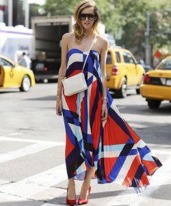 Выбираем платье к новому сезону