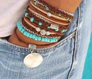 Как носить браслеты — общие правила