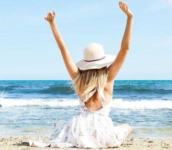 Как ухаживать за волосами во время летнего отпуска