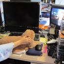 Домашний кабинет для фрилансера творческой профессии