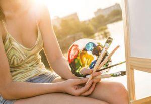 Как арт-терапия помогает справиться со стрессом
