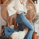 Какие женские джинсы популярны в 2017 году?