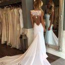 Свадебное платье: ткань и фасон