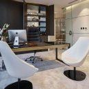Кабинет руководителя — как правильно подобрать мебель?
