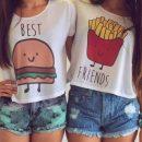 Разная мода, разные вкусы — разные футболки
