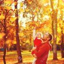 Как одеть ребенка на осеннюю прогулку